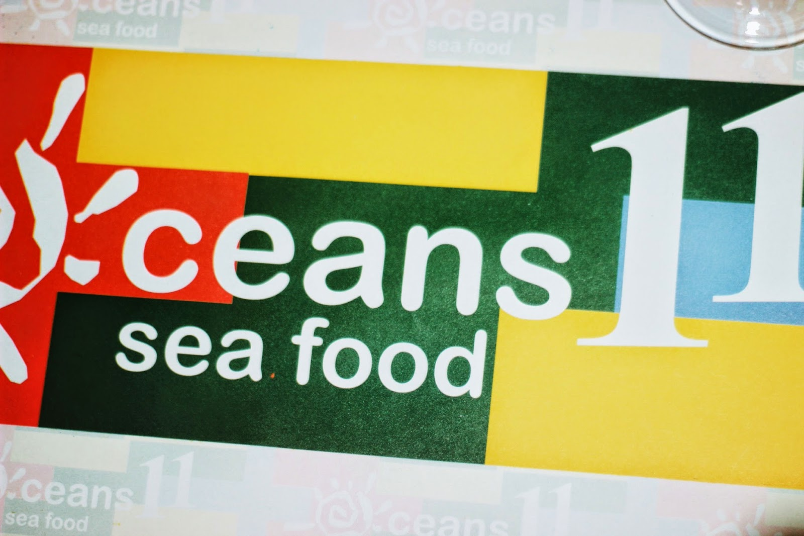 WHERE TO EAT||OCEANS 11 SEAFOOD