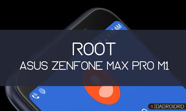 Cara ROOT Asus Zenfone Max Pro M1 dengan sangat mudah Tanpa PC