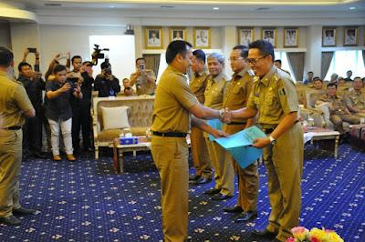Zaiful Bokhari Jabat Plt. Bupati Lampung Timur