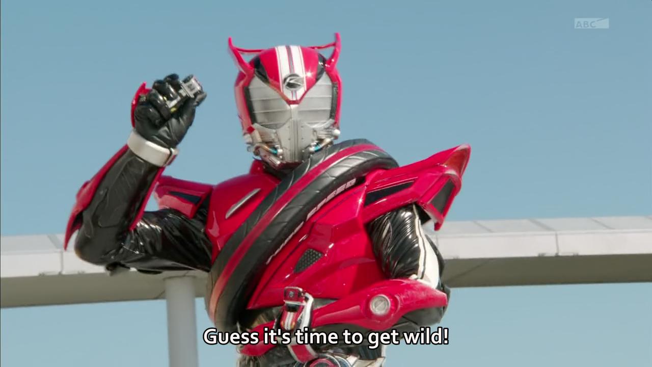 Kamen Rider Drive Episodes