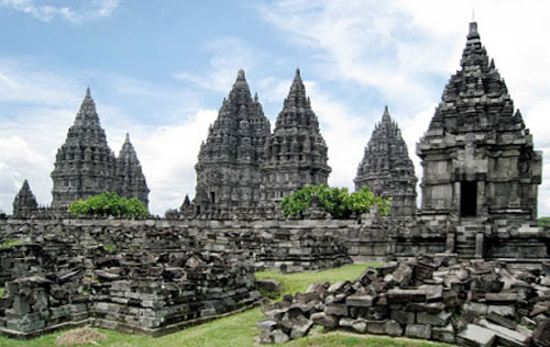The Most Exotic Temples in Indonesia