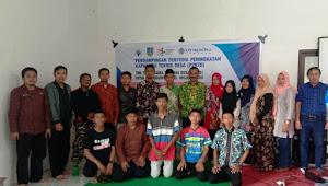 LPPM Unipdu Bersama Pemda Jombang Dampingi Desa Mojoduwur Kelola Manajemen Kampung Pendidikan