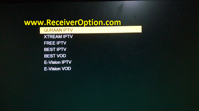 NEXT 8000 PLUS 1506TV 512 4M NEW SOFTWARE WITH G SHARE PLUS & ECAST OPTION