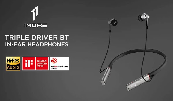 Xiaomi 1MORE E1001BT - Estilo e qualidade