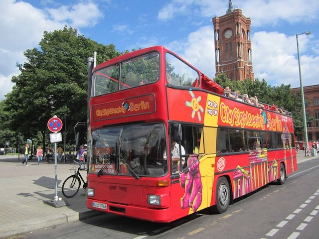 City Sightseeing em Berlim