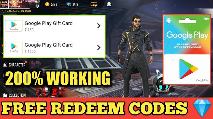 10 Winner Free Fire Redeemcode Free Unlimited Redeem Code 2020 Garena Free Fire Mera Avishkar