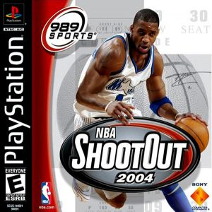 Download NBA ShootOut 2004 – PS1