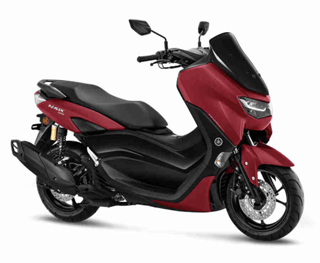 Gambar Yamaha NMAX 2020