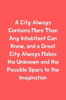 Urban Planning Quotes