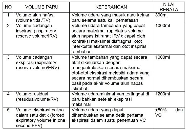 Volume Paru