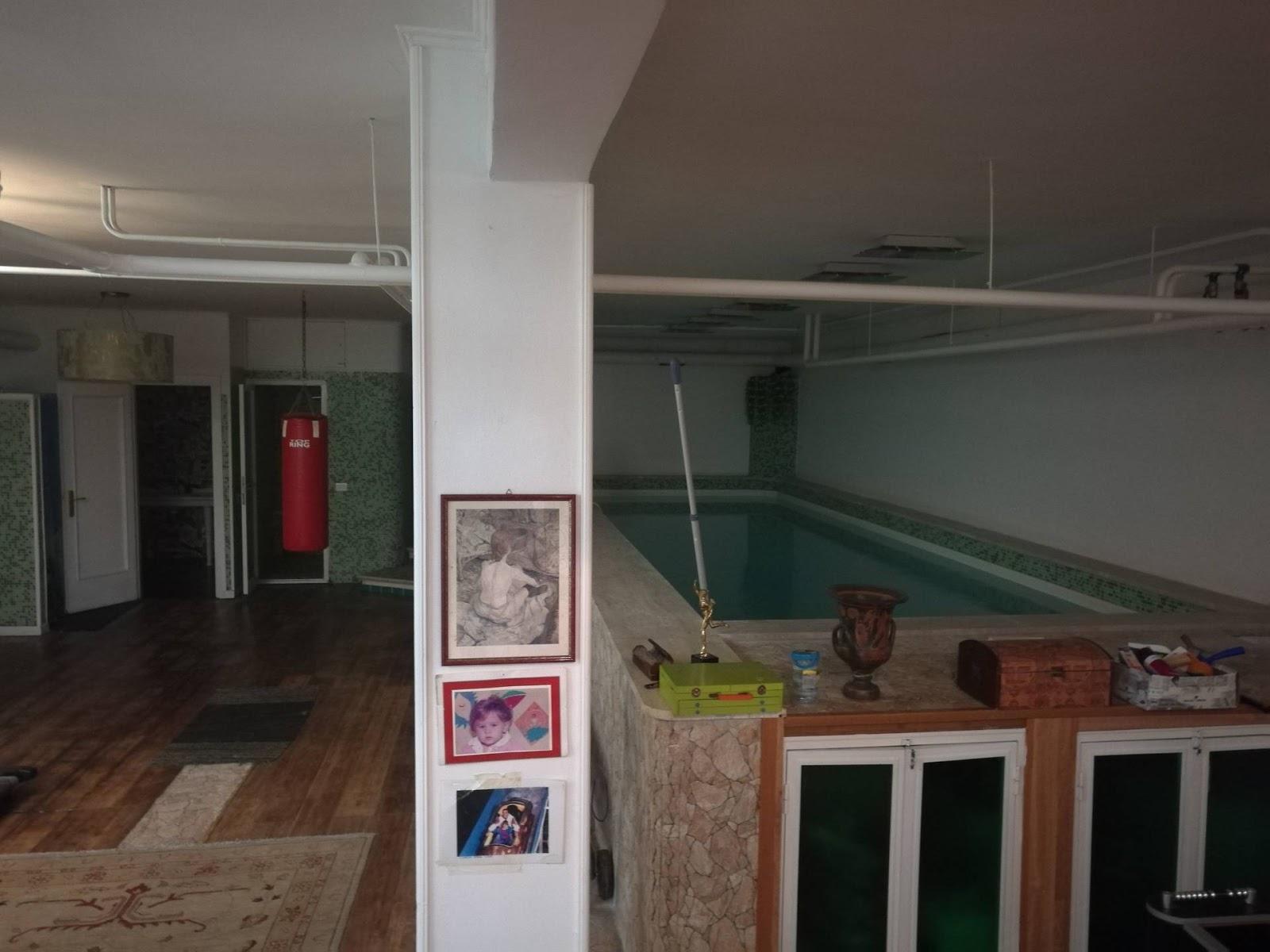 Casa roma servizi immobiliari dal 1991 monteverde 400 mq for Vendesi palestra roma