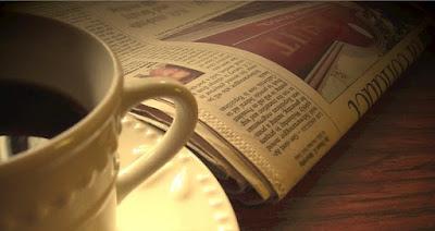 Κερνάω καφέ στο Μαξίμου