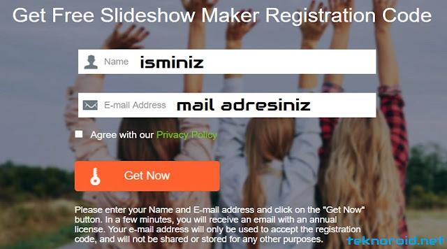 Apeaksoft Slideshow Maker - 1 Yıl Ücretsiz Lisans