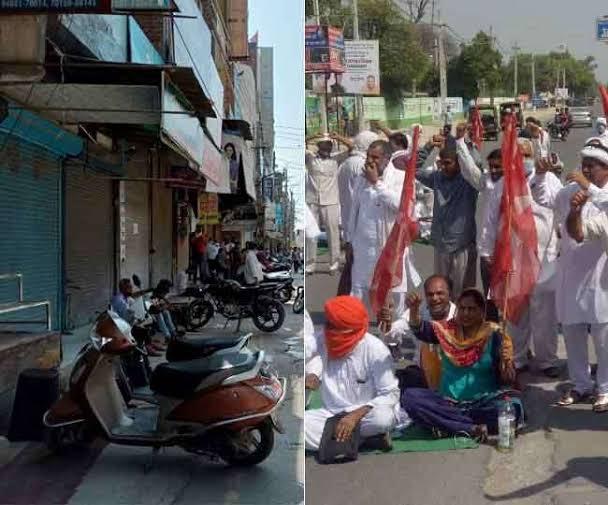 योगी आदित्यनाथ के इशारे पर आंदोलन कर रहे गिरफ्तार किसानों को तत्काल रिहा करें - रिहाई मंच