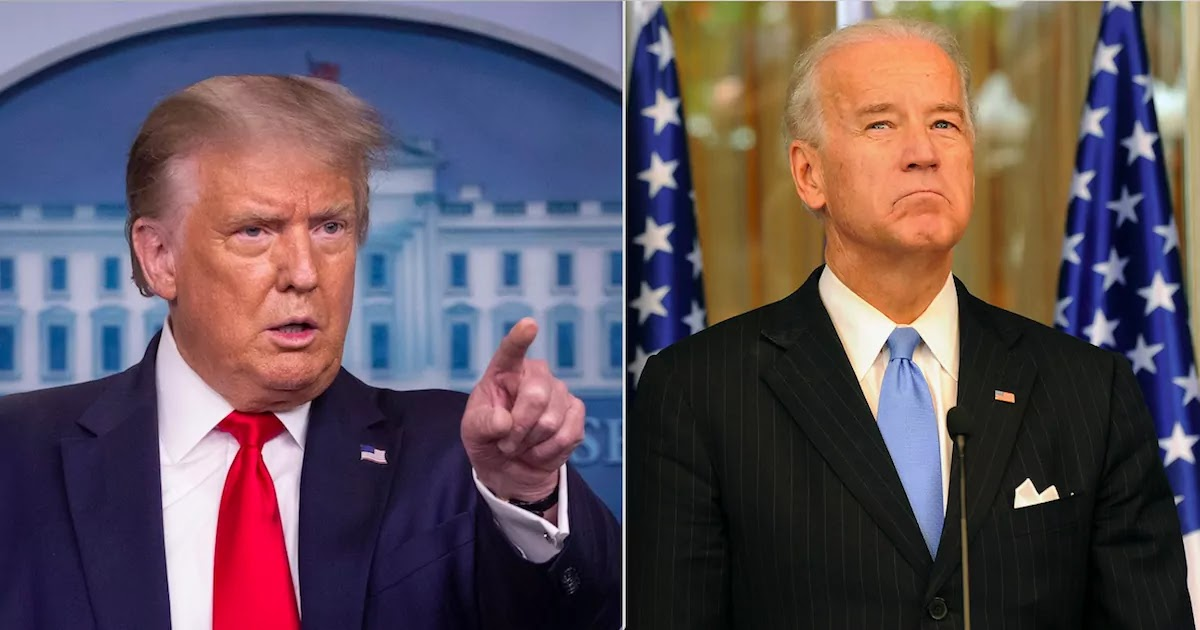 Trump Demands That Joe Biden Takes Drug Test Ahead Of Presidential Debates