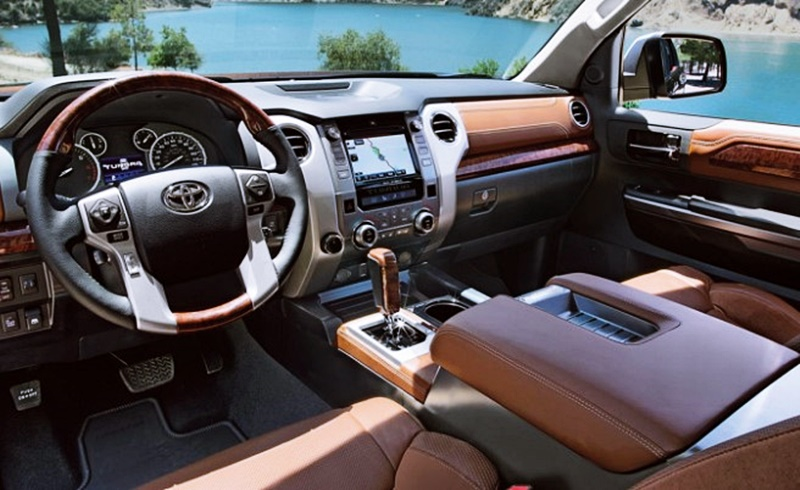 2018 Toyota Tundra Specs Review Models 4x4