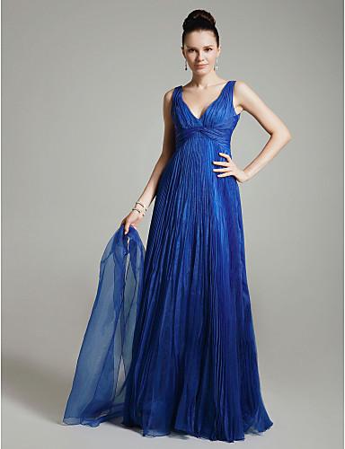 vestidos de XV años azules electricos