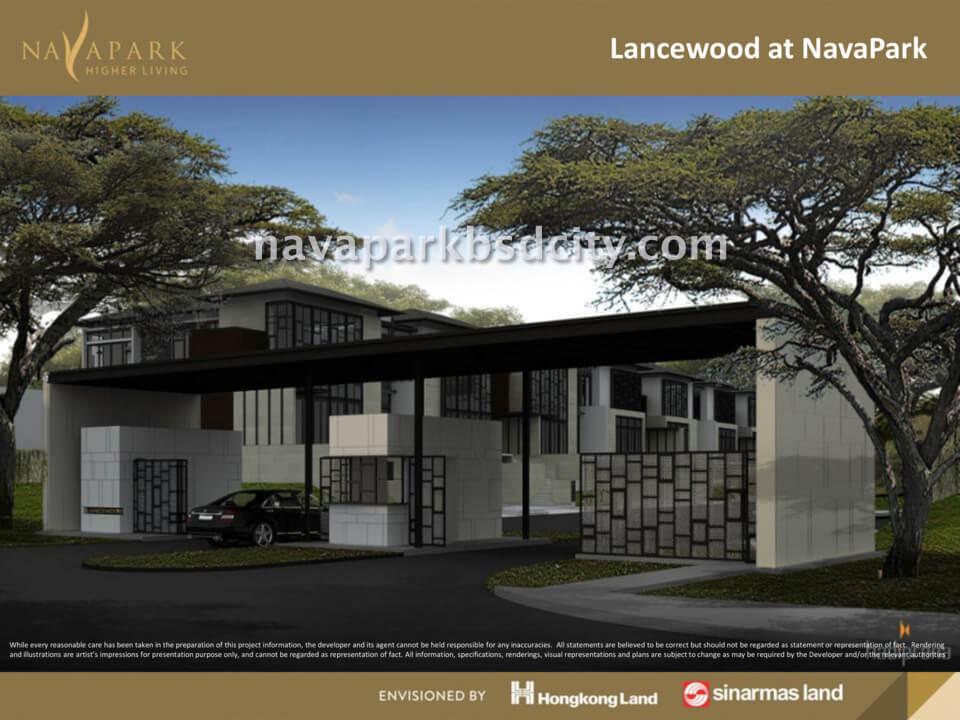 Lancewood Nava Park BSD