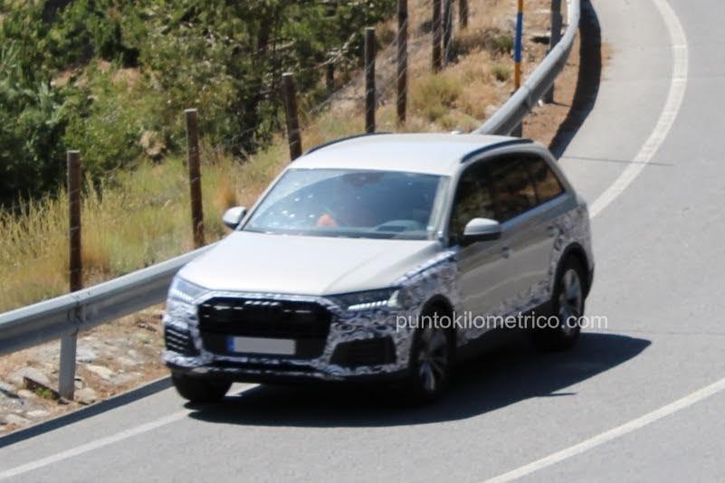 Audi Q7 Restyling (2019) 47