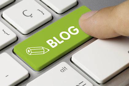 Cara Membuat Blog Secara Gartis 2018
