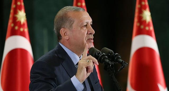 Recep Tayyip Erdoğan ABD Korumaları PKK FETÖ Amerika Tutuklama