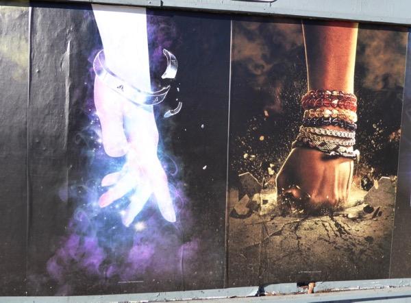 Runaways Karolina and Molly posters