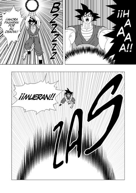 Dragon Ball ZP: Dragon Ball EX Apocalypto 13