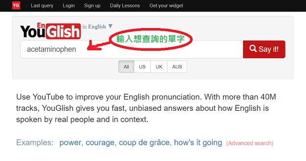 小Yo藥師的部落格: 學習藥名發音的實用網站