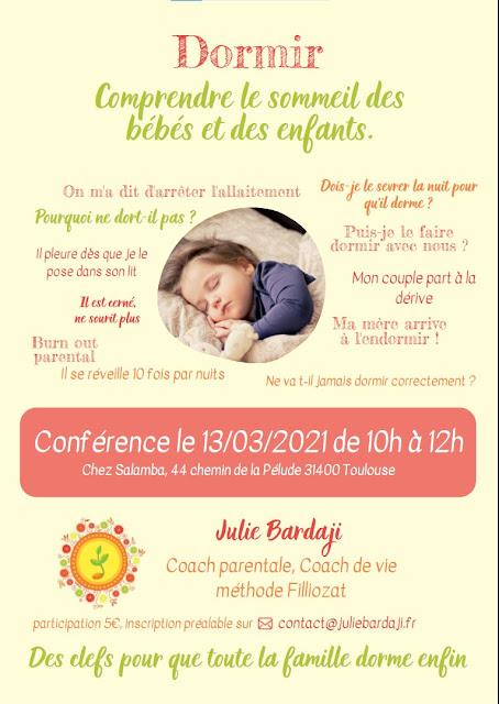 Dormir - comprendre le sommeil des bébés et des enfants