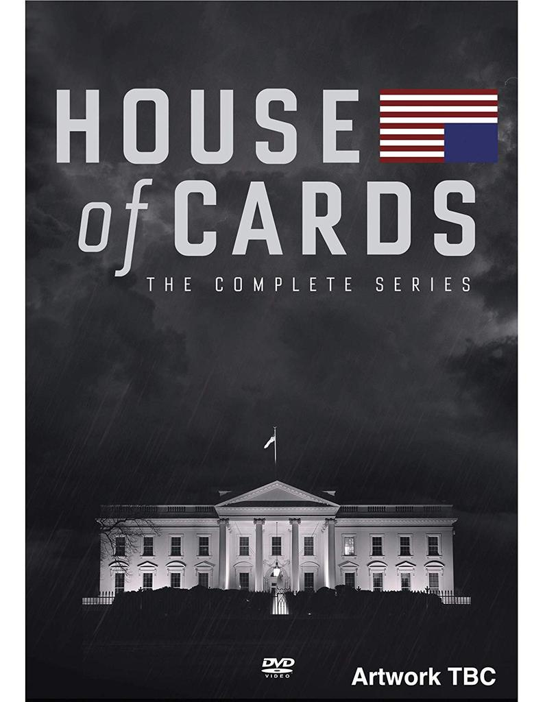 House of Cards Serie Completa Dual Latino/Ingles 720p