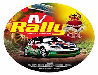 Paróquia de Almino Afonso promove o IV Rally do SCJ