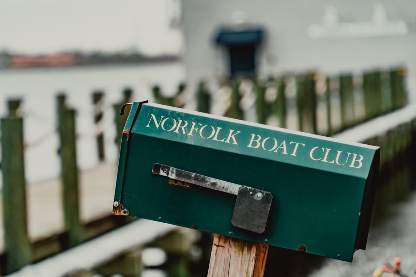 Norfolk Post Box