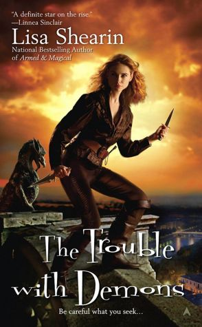the trouble with demons by lisa shearin