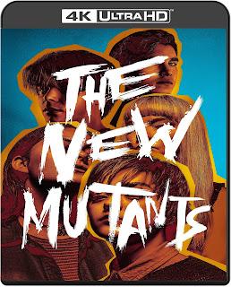 The New Mutants [2020] [UHD] [Latino]