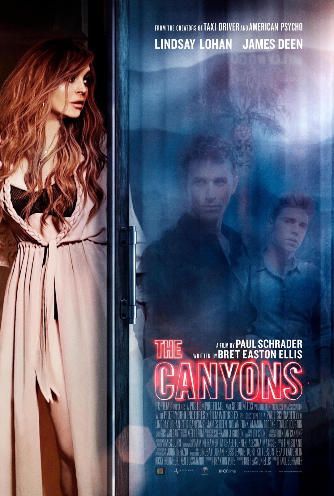 The Canyons (2013) แรงรักพิศวาส