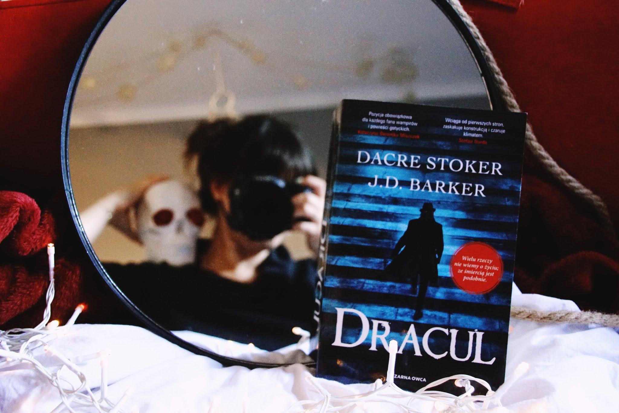 """240. Dacre Stoker, J. D. Barker """"Dracul"""""""