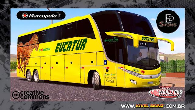 PARADISO G7 1600 LD - VIAÇÃO EUCATUR LEOPARDO