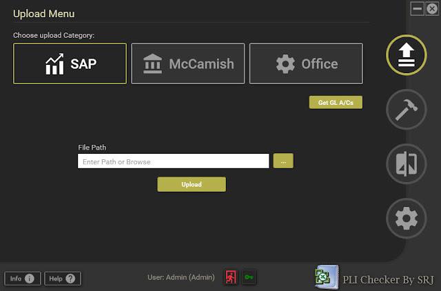 PLI checker for SAP