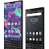 Blackberry KEY3: more stylish and larger screen with a fewer bezels QWERTY keyboard