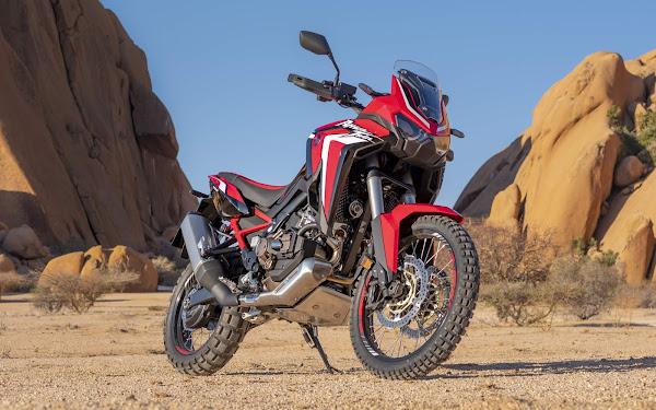 Nova Honda Africa Twin 2021 chega ao Brasil - fotos e preços