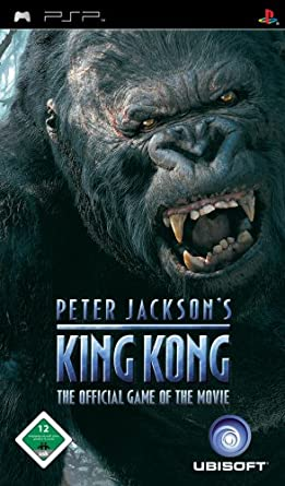 Peter Jackson's King Kong PSP ISO PPSSPP For Android