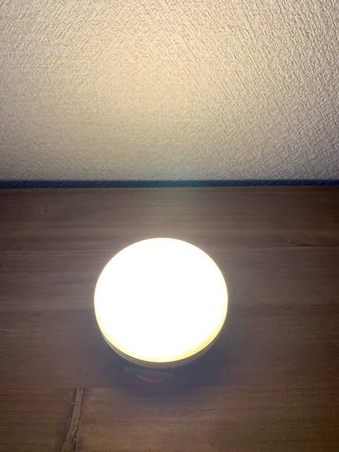 AUKEY LEDライト