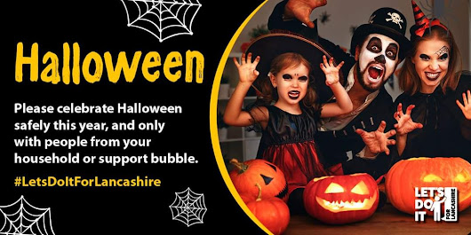 Halloween Lets do it for Lancashire