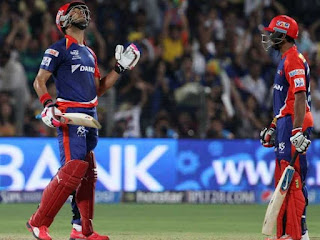KXIP vs DD 10th Match IPL 2015 Highlights