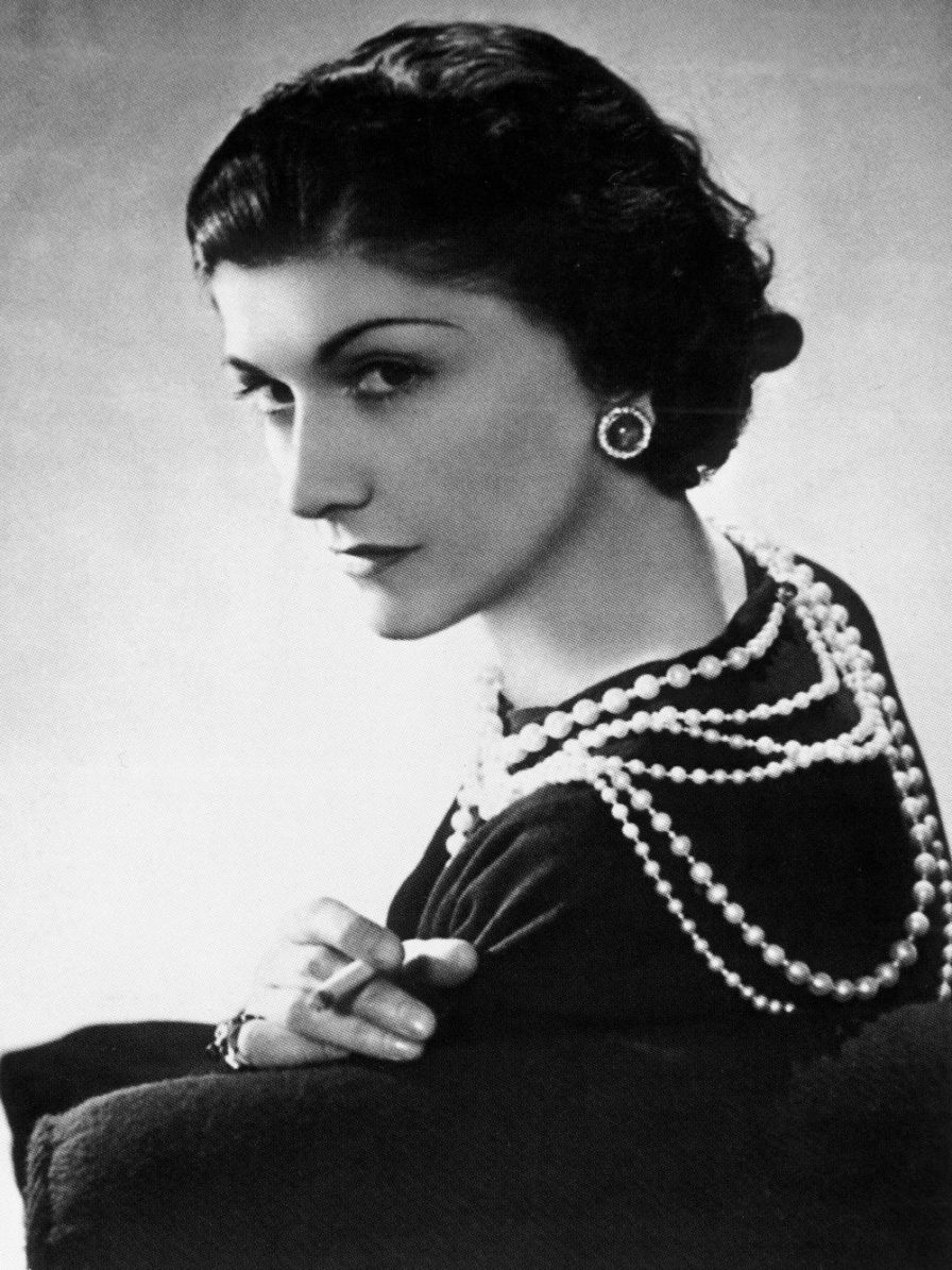 The Hepburn Style Chanel Then And Now