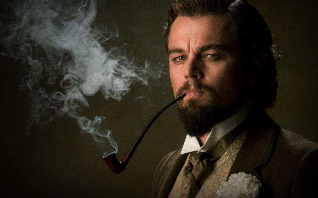Leonardo Decaprio Dashing look