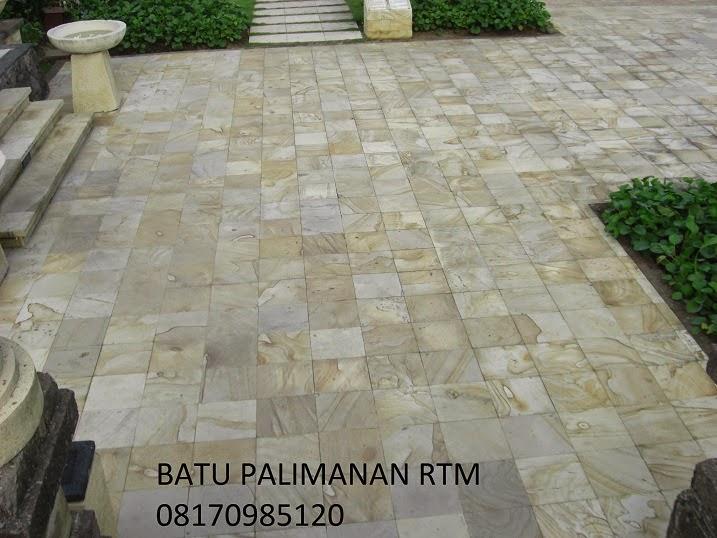 Jenis Batu Alam Paliman Lombok