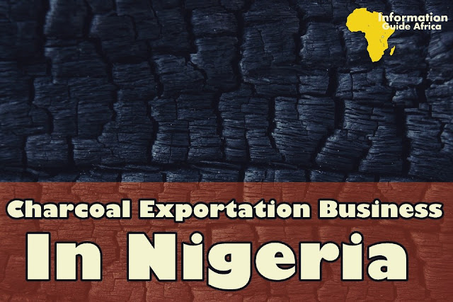Step By Step Guide On How To Start Charcoal Exportation Business In Nigeria