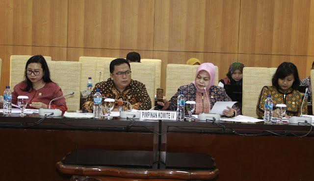 Soal Perizinan Investasi, DPD Nilai Pemerintah Belum Konsisten Jalankan Regulasi