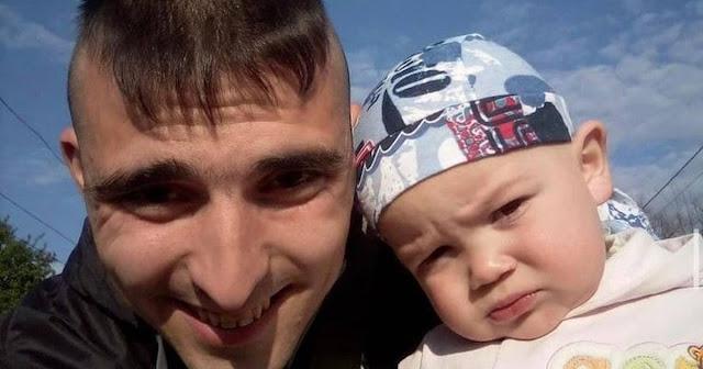 Умер 2-летний малыш, которому перерезал горло отчим!